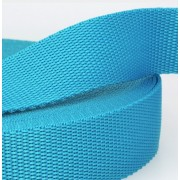 Sangle polypropylène Turquoise