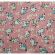 """Coton """"Licornes"""""""