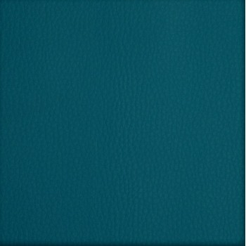 Simili cuir Bleu canard