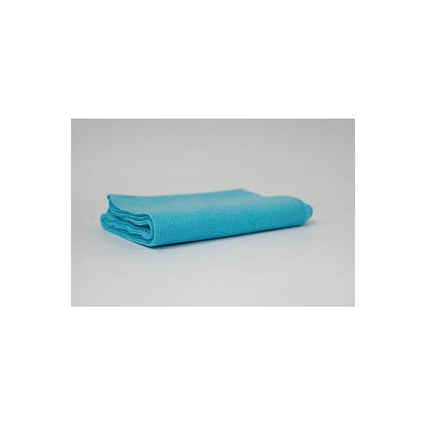 Bord côté lisse Turquoise