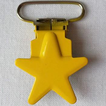 Pince bretelle étoile