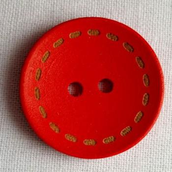 Bouton fantaisie 25 mm