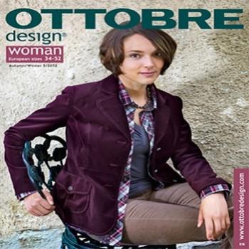 Ottobre Design 05-2012 réédition