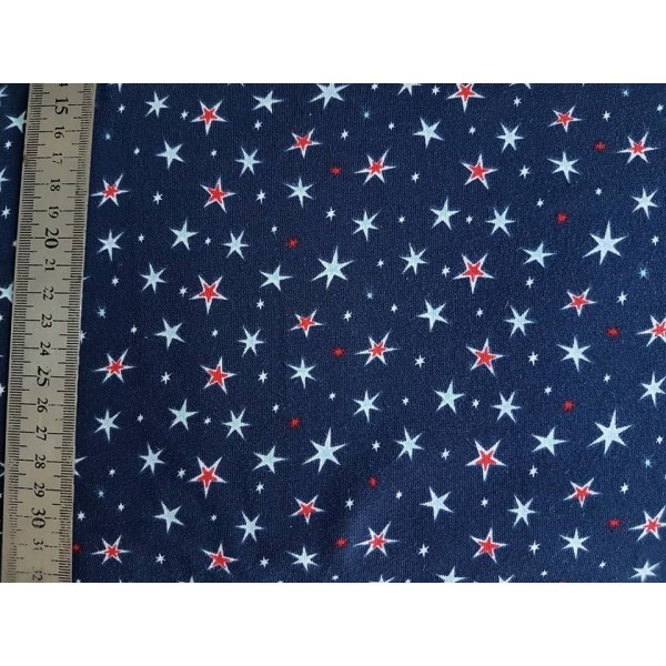 """Jersey """"Dans les étoiles"""" marine"""