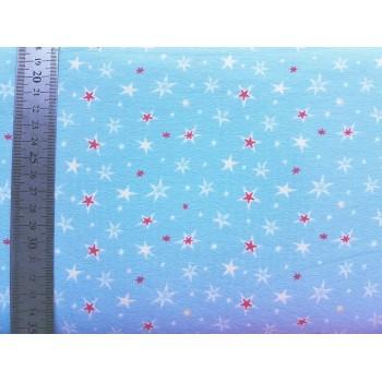 """Jersey """"Dans les étoiles"""" bleu"""