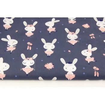 """Coton """"Danse des lapins"""""""